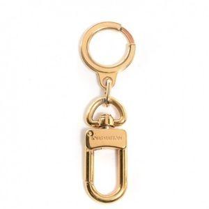 Authentic Louis Vuitton Pochette Extender Key Ring